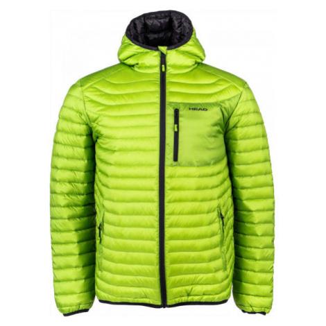 Head PATRICK zelená - Pánská prošívaná bunda