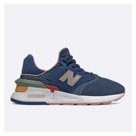 Dámské modré tenisky New Balance WS997XTC