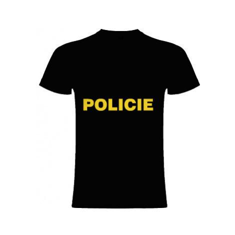 Pánské tričko Premium Policie