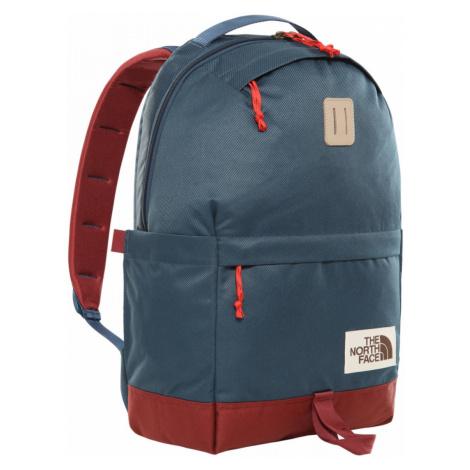 Batoh The North Face Daypack Barva: modrá/červená