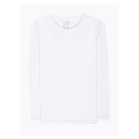 GATE Jednoduché tričko s dlouhým rukávem