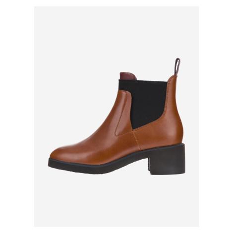Wonder Kotníková obuv Camper Hnědá