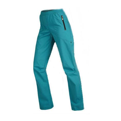 Dámské kalhoty dlouhé do pasu Litex 99585 | tmavě šedá