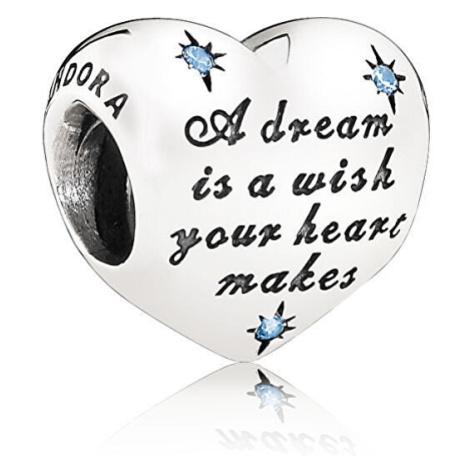 Pandora Překrásný korálek Disney Popelčin sen 791593CFL