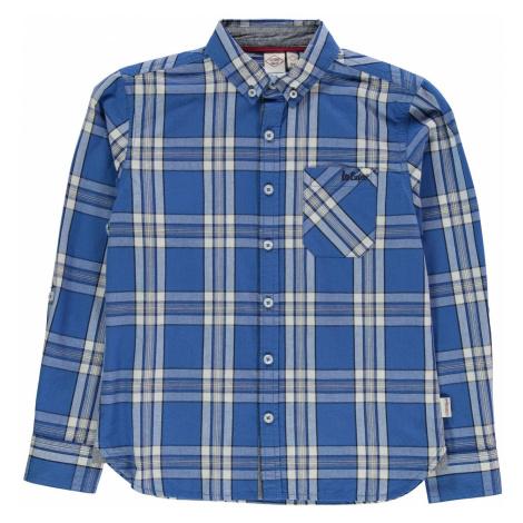 Lee Cooper Checked Chlapecká košile 55845192