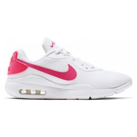 Nike AIR MAX OKETO bílá - Dámské volnočasové boty