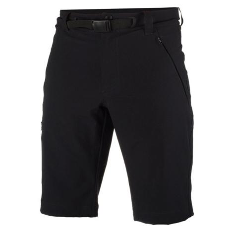 NORTHFINDER CLARAK Pánské šortky BE-3268OR269 černá