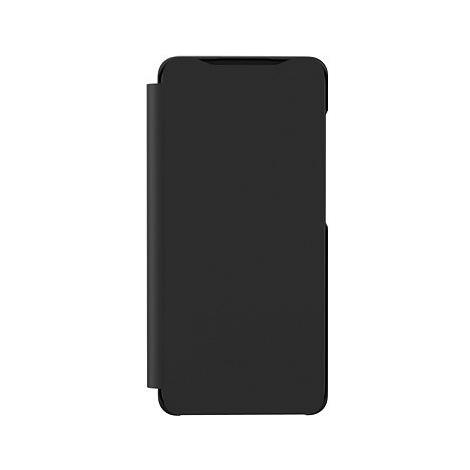 Samsung Galaxy A41 Flipové pouzdro pro Galaxy A41 černé