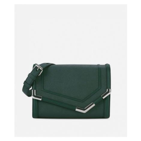 Taška Karl Lagerfeld K/Rocky Saffiano Shoulderbag