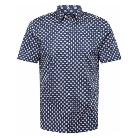 Michael Kors Košile 'FOULARD' modrá / bílá