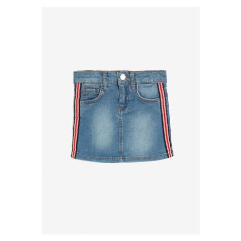 Koton Blue Girl Skirt