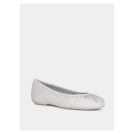 Geox bílé baleríny