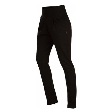 Dámské dlouhé kalhoty Litex 5B311   černá