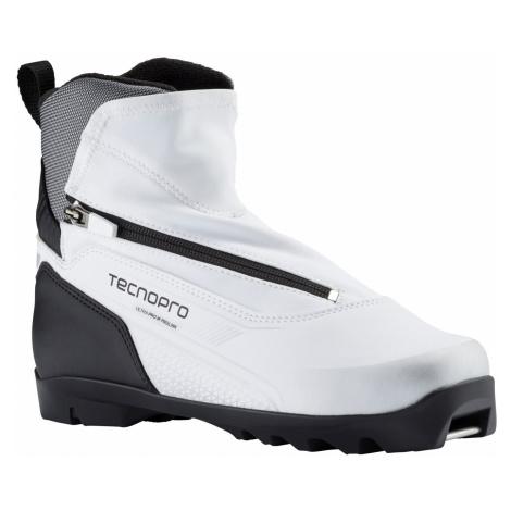 Boty na běžky TecnoPro UltraPro W Prolink - bílá