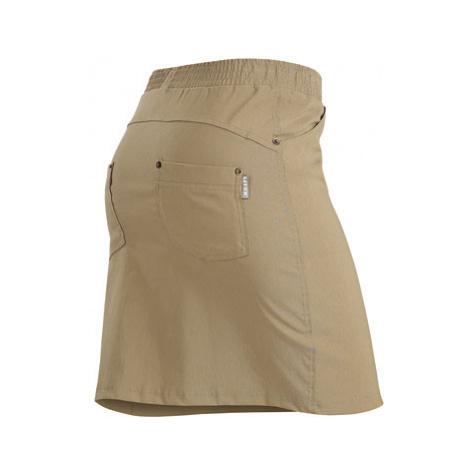 Dámská sukně Litex 5A151 | hnědošedá