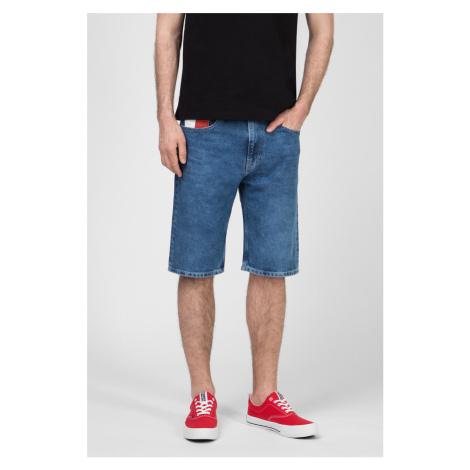 Tommy Jeans pánské modré šortky Tommy Hilfiger