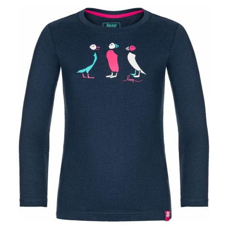 BALLA children's t-shirt blue LOAP