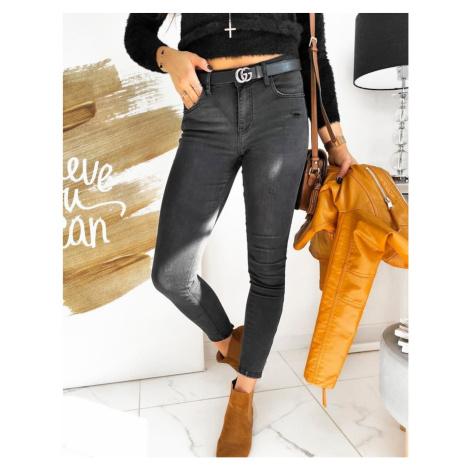 Women's Skinny Fit SEPHINA jeans black UY0609 DStreet