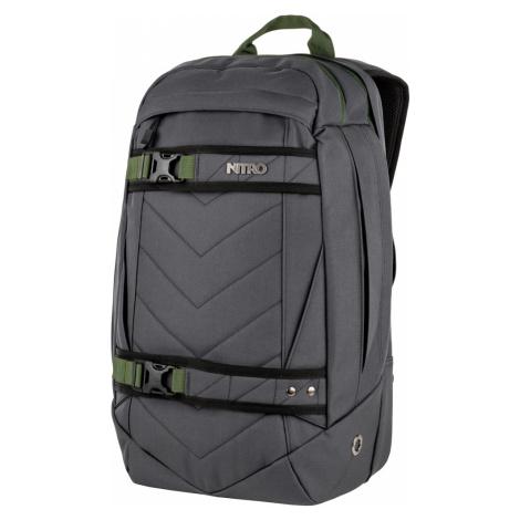c2ba26fd1aa Nitro AERIAL WAXED LIZARD školní batoh