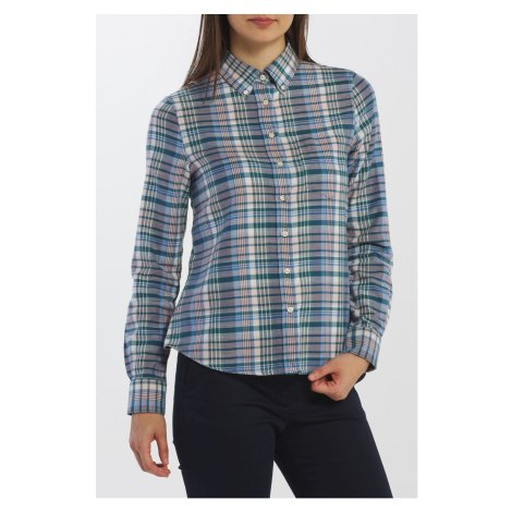KOŠILE GANT D2. FADED WINTER TWILL CHECK SHIRT