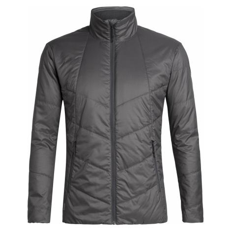 Pánská bunda ICEBREAKER Mens Helix Jacket, Monsoon Icebreaker Merino