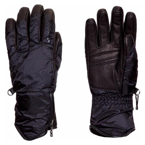 Lyžařské rukavice Bogner BACA černá