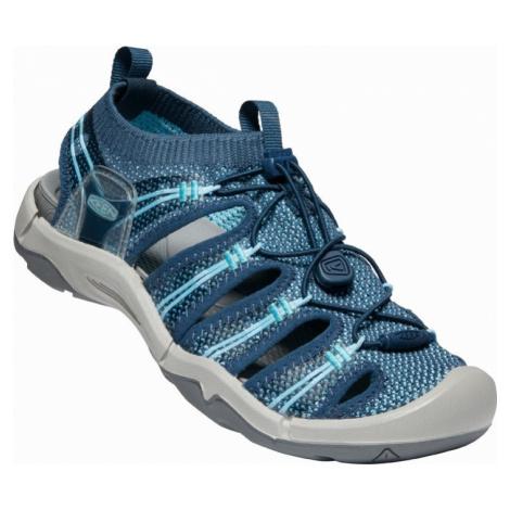 Dámské sandály Keen Evofit 1 W navy/bright blue UK