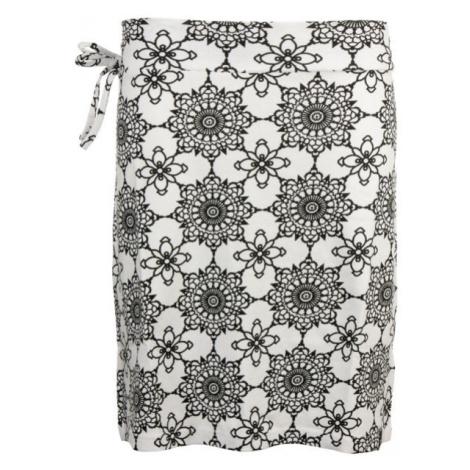 ALPINE PRO JAELA bílá - Dámská sukně