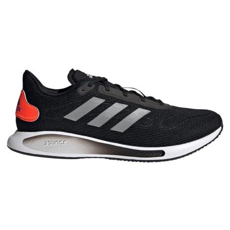 Běžecká obuv adidas Galaxar Černá / Oranžová