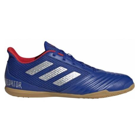 adidas PREDATOR 19.4 IN SALA modrá - Pánské kopačky