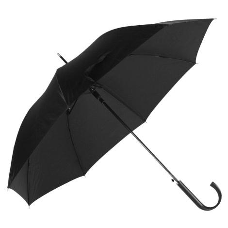 Samsonite Holový poloautomatický deštník Rain Pro Stick - černá