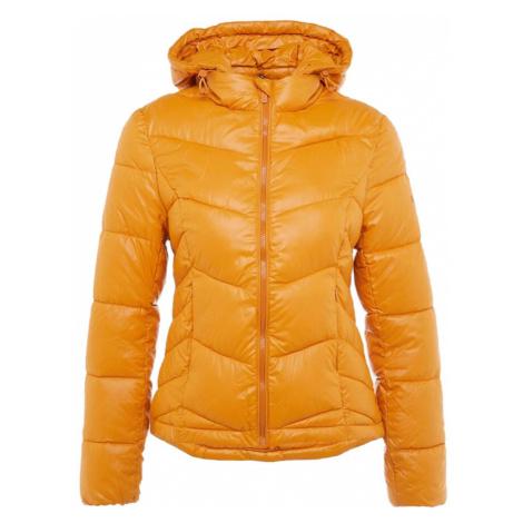 Pepe Jeans dámská hořčicově žlutá bunda Imani