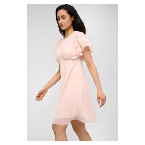 Šifonové šaty Orsay