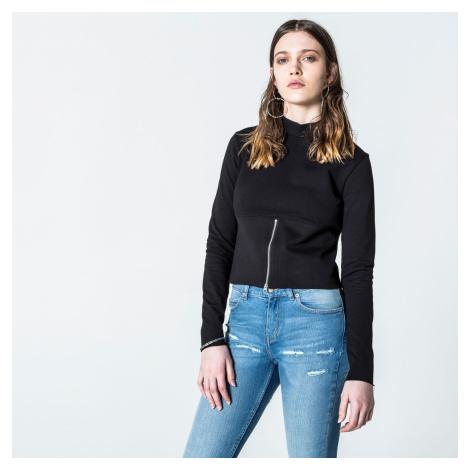 Černý svetr Vote Cheap Monday