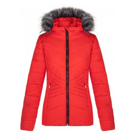 LOAP TARRA Dámská zimní bunda CLW20108G01G červená