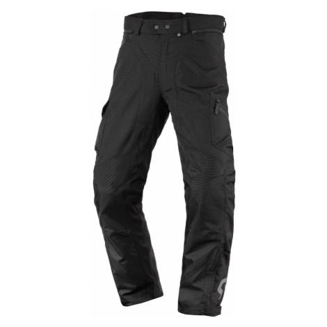 Moto Kalhoty Scott Cargo Dp Mxvii Černá