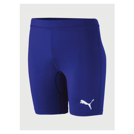 Tepláky Puma Liga Baselayer Short Tight Modrá