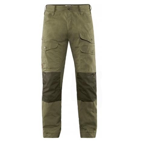 Kalhoty Fjällräven Vidda Pro Ventilated Trousers - Deep Forest/Laurel Green REGULAR