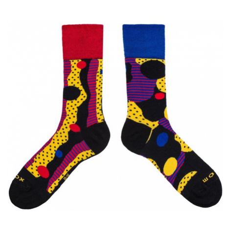 Ponožky Soccus Gaudium Luteus Woox