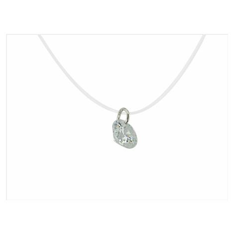 Linda's Jewelry Náhrdelník silikonová struna Shiny INH051