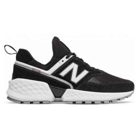 New Balance MS574NSE černá - Pánská volnočasová obuv