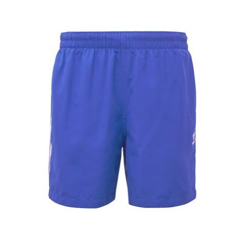Adidas Plavecké šortky 3-Stripes Modrá