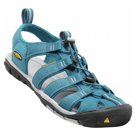 Dámské sandále Keen Clearwater CNX W celestial/vapor UK