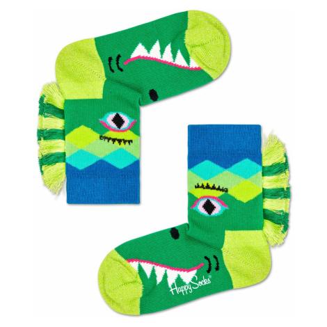 Crazy Crocodile Sock Happy Socks