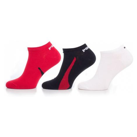 3PACK ponožky Puma vícebarevné (201203001 852) M