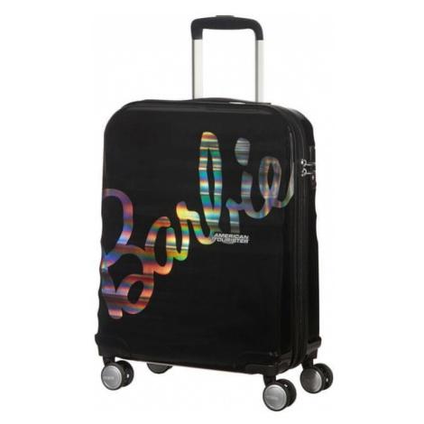 Cestovní kufr AMERICAN TOURISTER WAVEBREAKER BARBIE SPINNER 55/20 125831-8206
