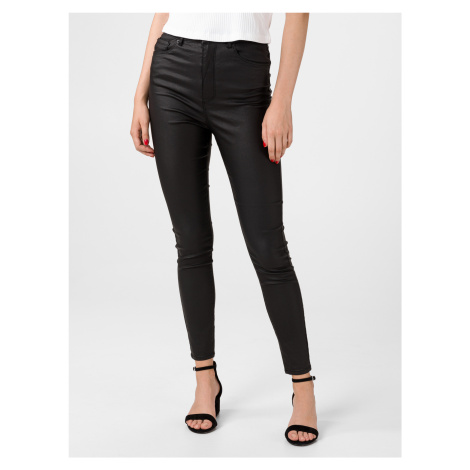 Loa Kalhoty Vero Moda Černá