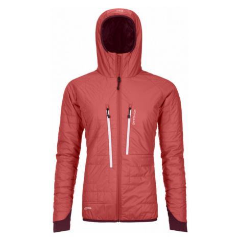 Dámská bunda Swisswool Piz Boe Jacket W blush Ortovox