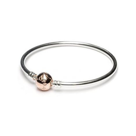 PANDORA Rose 580713-19 (Ag925/1000, obecný kov, 12,9 g)