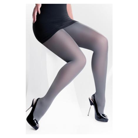 Punčochové kalhoty Microfibre plus size 60 DEN Gabriella